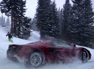 snowboarder-races-mclaren